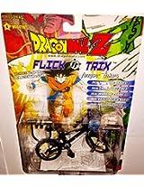 Flick Trix Finger Bikes Dragonball Z #4 Vegeta