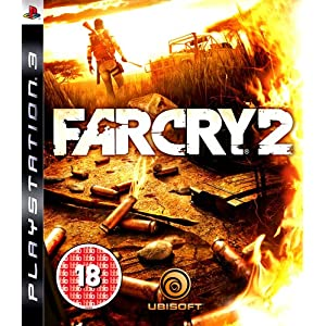 Far Cry 2 for PS3