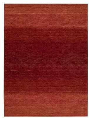 Calvin Klein Home Linear Glow Rug, Sumac, 4' x 6'