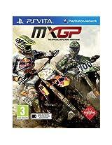 MXGP: The Official Motocross Videogame (PS Vita)
