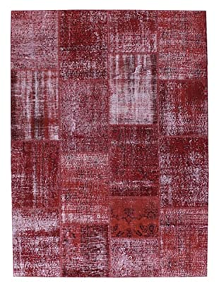 DAC Alfombra Patch Rojo 177 x 240 cm, diseñada por Atelier
