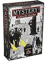 Mystery Tm Motive For Murder!