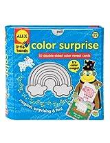 ALEX Toys Little Hands Color Surprise Flash Cards