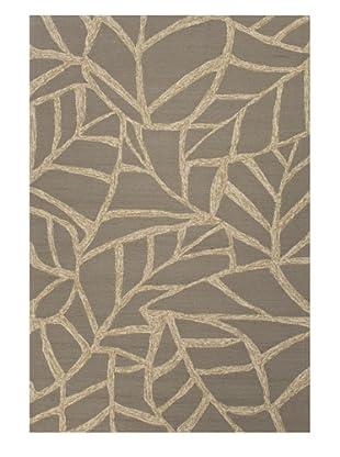 Jaipur Rugs Indoor-Outdoor Rug, Gray, 5' x 7' 6