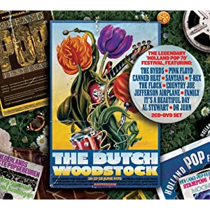 The Dutch Woodstock 1970 (2CD+DVD)