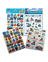 Thomas The Train 4 Sheets Reward Stickers