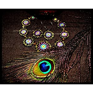 AUrA-EArTH Aambara jewellery Set
