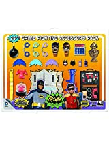 Batman Classic 1966 TV Series 25-Piece Action Figure Crime Fighting Accessory Pack