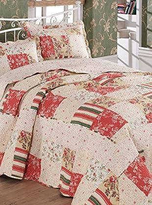 Homemania Bettwäsche Scarlet mehrfarbig 260 x 250 cm