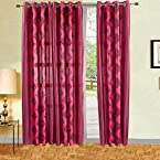 Victorious Modern Curtain- Pink