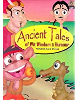 Ancient Tales of Wit Wisdom & Humour (Animated Moral Stories) (DVD) - Super Audio (Madras) Pvt. Ltd.