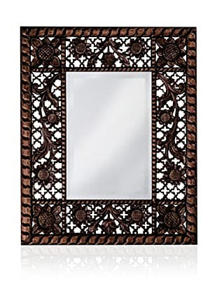 Buckhead Mirror, Oak