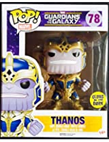 Funko Marvel Guardians of the Galaxy POP! Marvel Thanos Exclusive 6