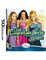 The Cheetah Girls: Passport to Stardom - Nintendo DS