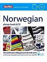 Berlitz Language: Norwegian Phrase Book & CD (Berlitz Phrase Book & CD)