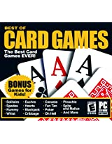 Best of Card Games - Jewel Case (PC)