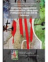 Contractes, responsabilitat extracontractual i altres fonts d'obligacions al Codi Civil de Catalunya (Acta)