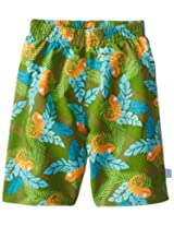 i play. Baby Boys' Ultimate Swim Diaper Trunks Classic, Olive, 3 6 Months