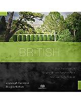 British - Orchestra Works