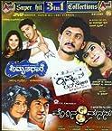 Amruthadhaare/Krishnan Love Story/Moggina Manassu