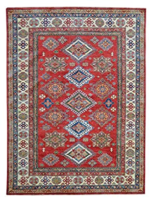 Kalaty One-of-a-Kind Kazak Rug, Red, 5' 10