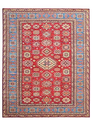 Kalaty One-of-a-Kind Kazak Rug, Red, 8' 2