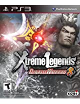 Dynasty Warriors 8: Xtreme Legends - Standard Edition (PS3)