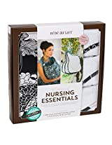Bebe au Lait Premium Cotton Nursing Essentials Set, Yoko