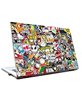 Laptop Skins 15.6 inch - Stickers - HD Quality - Dell-Lenovo-Acer-HP