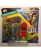 Tech Deck Board Shop Set - Bones Brigade Skateboards 50+ Pieces
