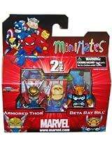 Marvel Minimates Series 42 Armored Thor & Beta Ray Bill