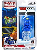 Angry Birds Transformers Telepods Figure Pack Soundwave Pig