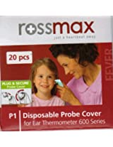 Rossmax Disposable Probe Cover for Infrared Ear Thermometer