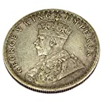 Antique Silver Coin Dated 1919