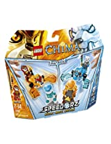 Lego Chima Fire Vs Ice 70156