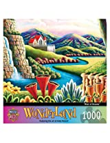 1000-Piece River of Dreams Puzzle Art by Andy Russell
