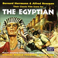 Herrmann/Newman;the Egyptian