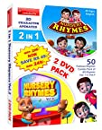 2 in 1 Rhymes Vol. 2 (2 DVD Value Pack)