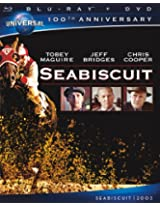 Seabiscuit (Blu-ray + DVD)