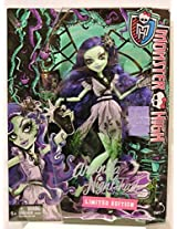"Limited Edition Monster High Amanita Nightshade Doll ""Bad Seed Of The Corpse Flower"""