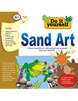 Sand Art - Do It Yourself Kit