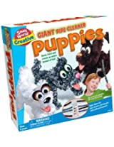 Small World Toys Creative Puppy Pals Set (Giant Pipe Cleaners) Model: 9725911, Toys & Games For Kids & Child