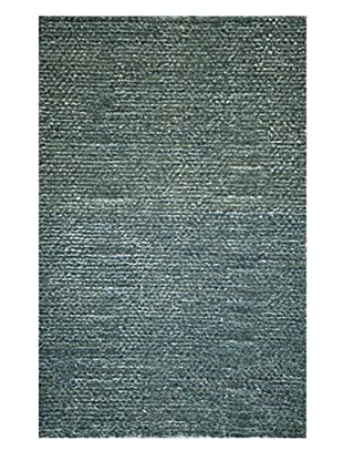 Rug Republic Contemporary Shag Rug, Blue, 8' x 10'