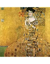 Vitalwalls - Ms. Adele by Gustav Klimt - Premium Canvas Art Print