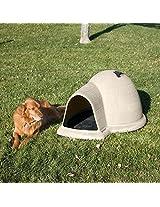 Petmate Indigo Dog House with Pad & Door - Medium (37.5L x 30.5W x 22.8H in.)