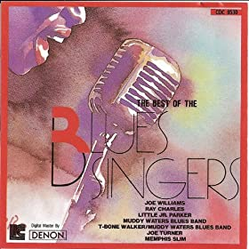 The Best Of The Blues Singers