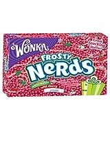 Frosty Nerds Wonka 5 Oz Theatre Box - Pack of 3 Watermelon Wild Cherry Punch