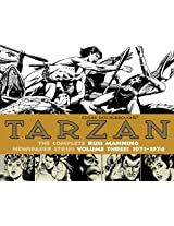 Tarzan: Complete Russ Manning Newspaper Strips (1971-1974) Volume 3 (The Library of American Comics)