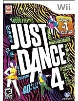 Portable, Just Dance 4 Nintendo Wii Platform For Display: Nintendo Wii Consumer Electronic Gadget Shop