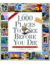 1000 Places to See Before You Die (A Picture-a-Day)